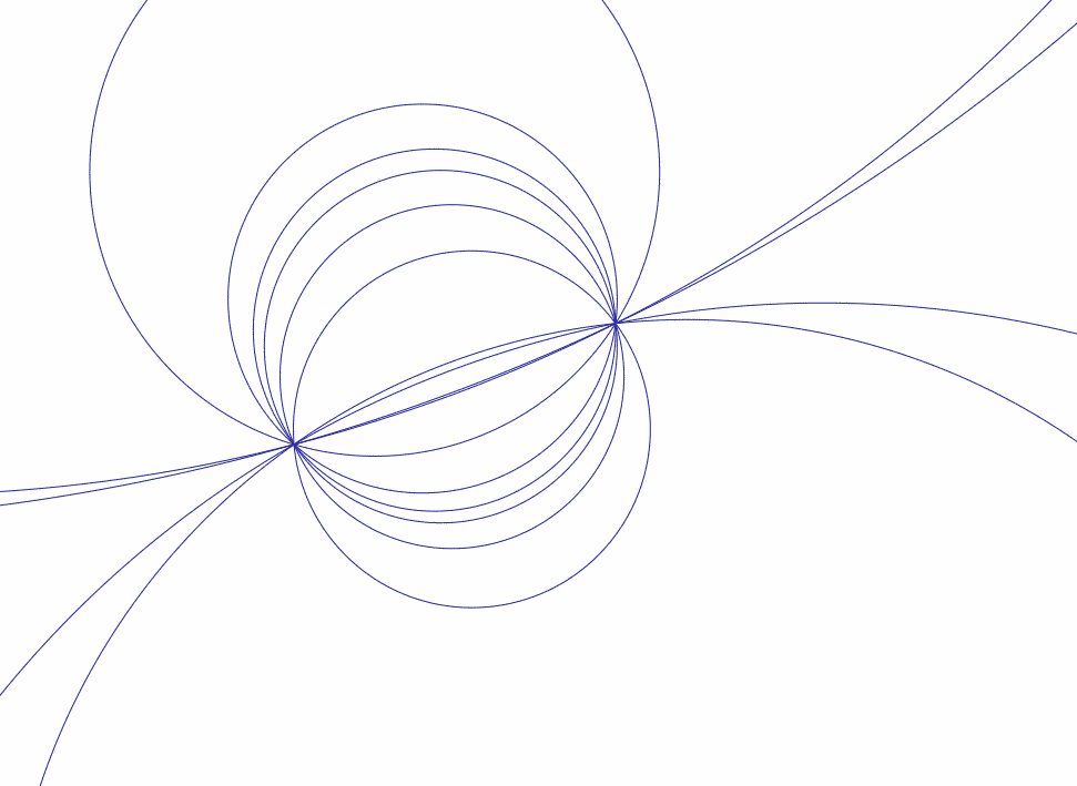 Circumcircle animation