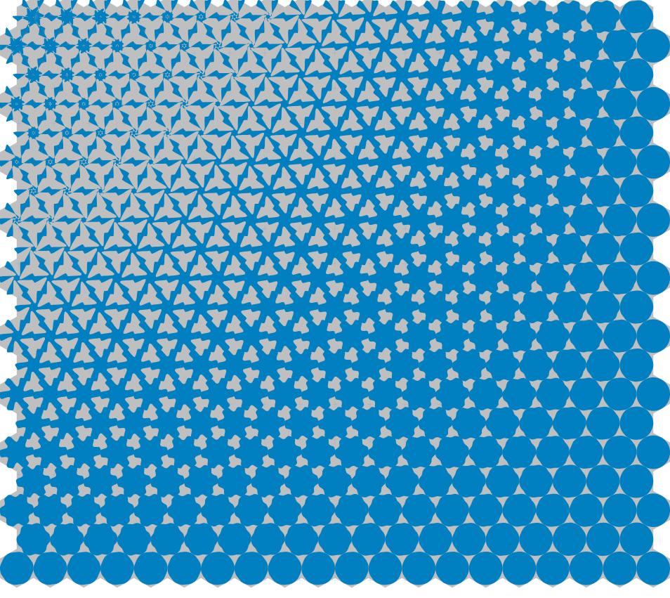 Pattern Gradient