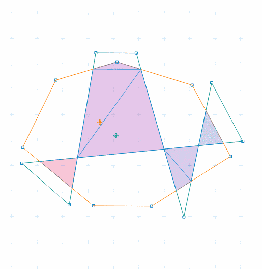 Polygon clipping algorithms